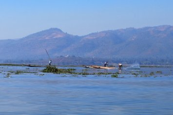 Fishing Inle-style