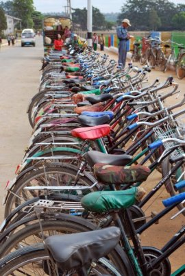 Pindya Bicycle Parking