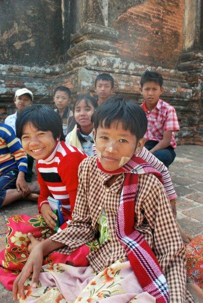 Children of Bagan