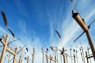 mengenang (memory) - Sculpture by the Sea, Cottesloe 2013