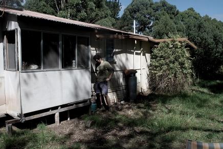 Manjimup back of house