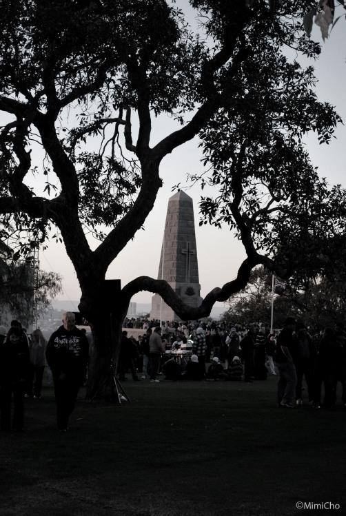 King's Park War Memorial