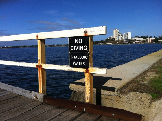 Swan River Jetty