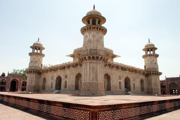 Baby Taj perspective, Agra