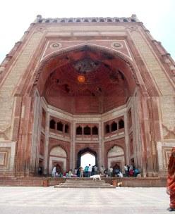 Tallest gate on earth, Fatehpur Sikri