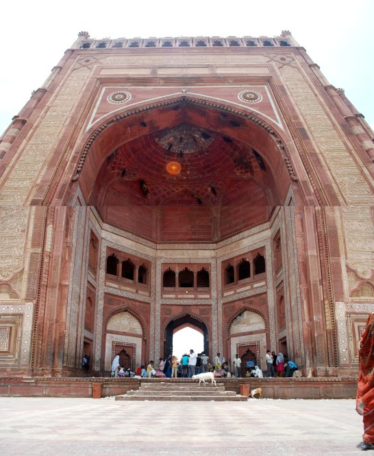 Tallest gate on earth, Fatehpur Sikri