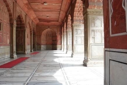 Light & Shadow of Jama Masjid, Delhi