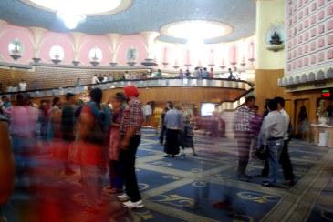 Raj Mandir Cinema Lobby, Jaipur