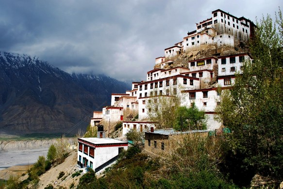 Kee Monastery, Spiti valley