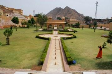 Gardens of Amber Fort 2