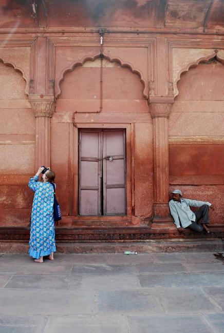 Photos at Jama Masjed, Delhi