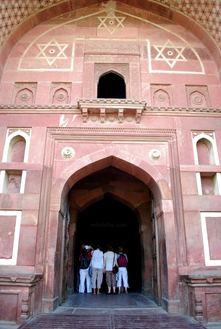 Religious Harmony of Agra Fort