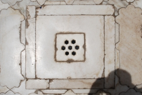 Agra Fort Drain