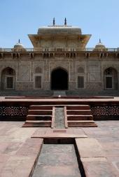 Waterways of the Baby Taj, Agra