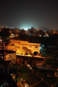 Jaipur at night