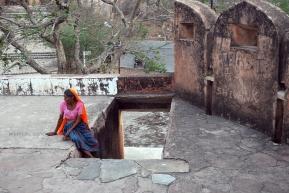 Lady of Nahargarh, Jaipur