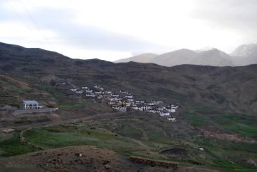 Demul village, Northern India