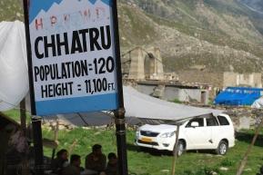 Chhatru village - Spiti valley, Northern India
