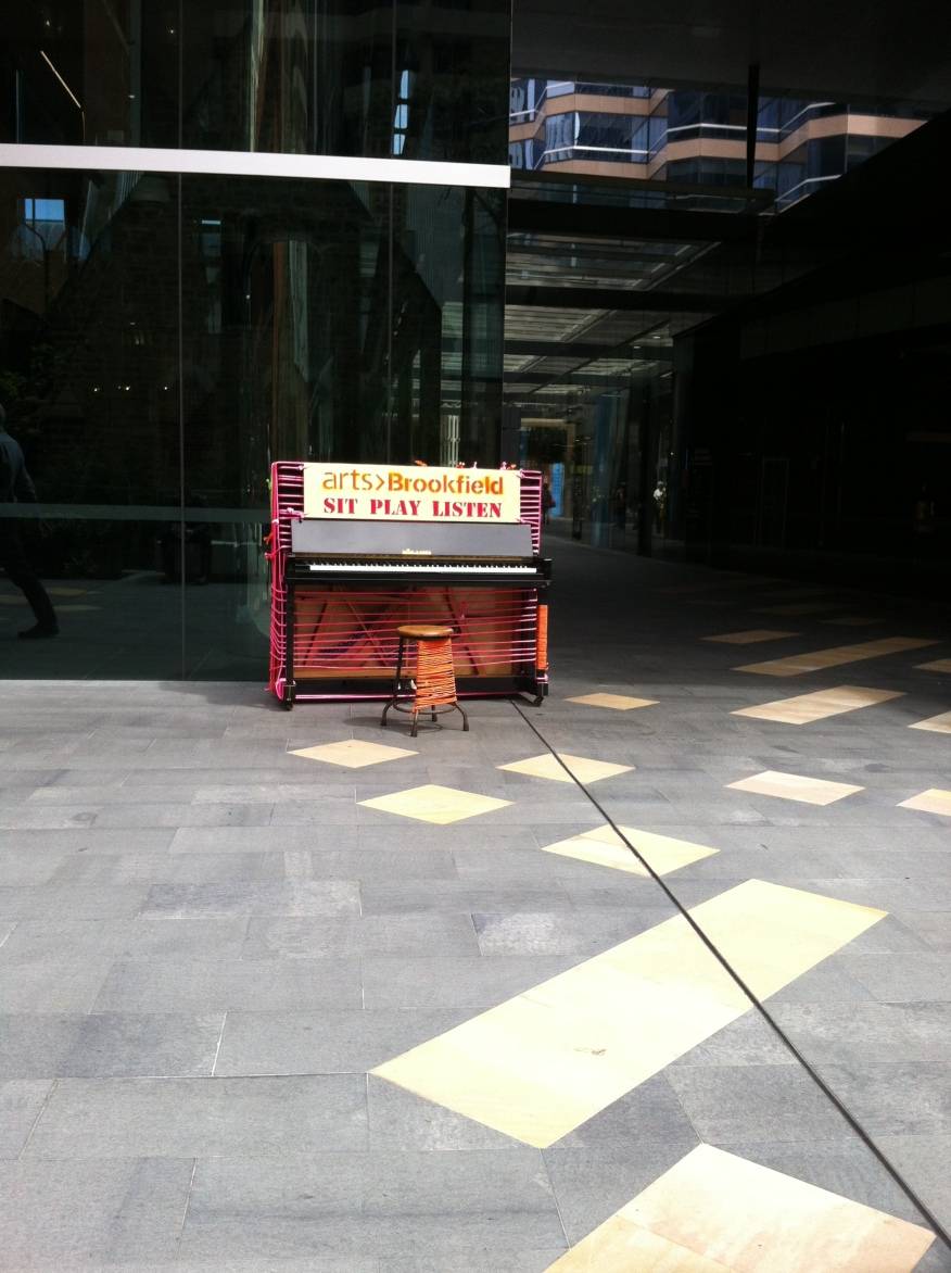 Piano @ Brookfield Place