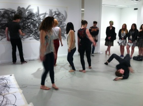 The Ephemeral Project - dancers + visual artists