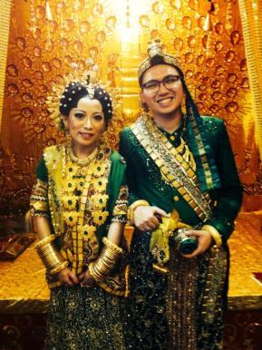 Happy Couple - Akad Nikah