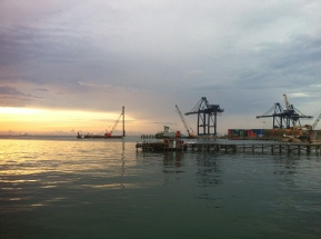 Port of Makassar