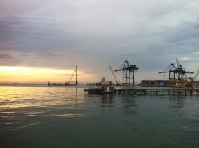 Port of Makassar