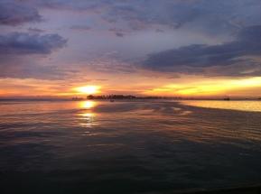 Makassar sunset