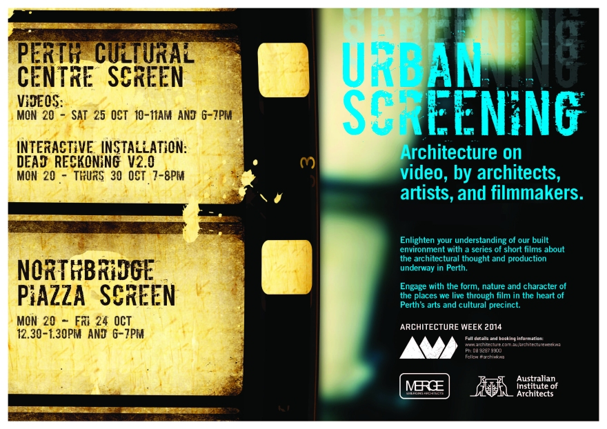 AIA-URBAN SCREENING POSTER-2014